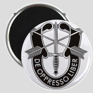 Special Forces Crest Magnet