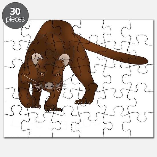 Fossa - dark Puzzle