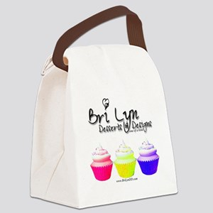 Bri Lyn Desserts and Designs Canvas Lunch Bag