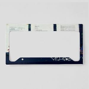 1stilllove License Plate Holder