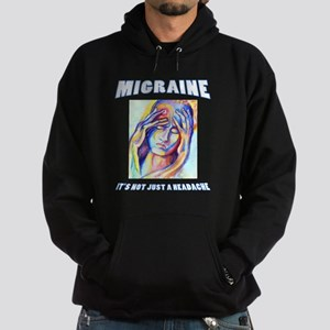 Not Just A Headache Hoodie (dark)