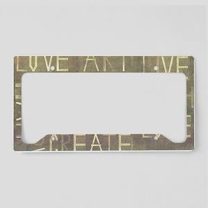 42102673 License Plate Holder