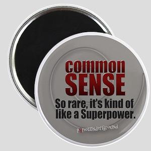 Common Sense Magnet