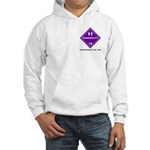 Hazardous Personality Hooded Sweatshirt