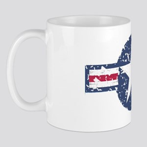 Faded Air Force Logo Mug