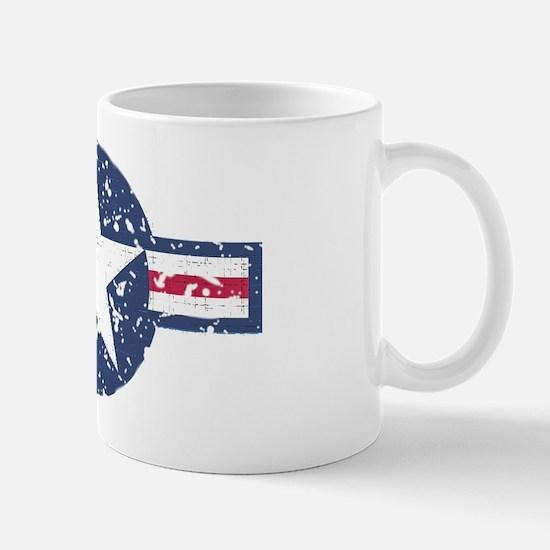 Air force roundel blue Mug