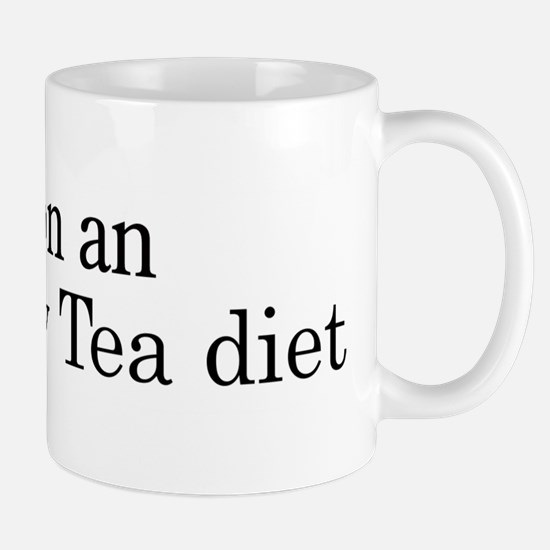 Earl Grey Tea diet Mug