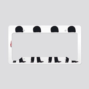 Beefeater Congo Line License Plate Holder