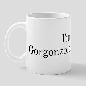 Gorgonzola Cheese diet Mug