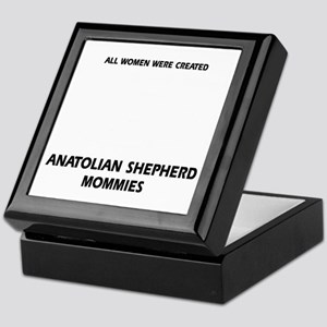 Anatolian Shepherd Dog mommy Keepsake Box