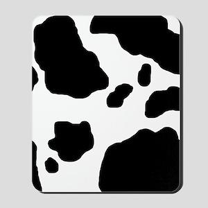 Cow Print Mousepad