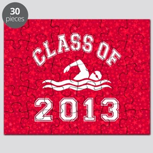 Class Of 2013 Swimming Puzzle