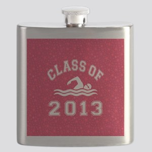 Class Of 2013 Swimming Flask