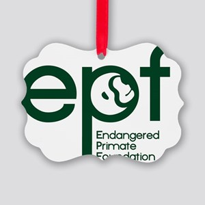 EPF logo Picture Ornament