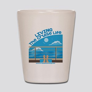 CruiseLife Shot Glass