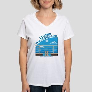 CruiseLife Women's V-Neck T-Shirt