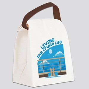 CruiseLife Canvas Lunch Bag