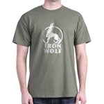 iron wolf Dark T-Shirt
