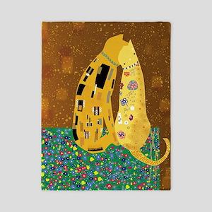 Klimts Kats Twin Duvet