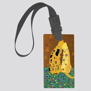 Klimts Kats Large Luggage Tag