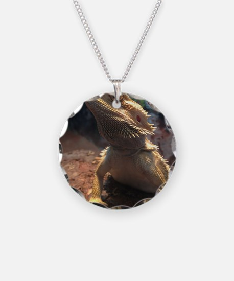 Bearded Dragon Necklace