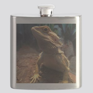 Bearded Dragon Flask