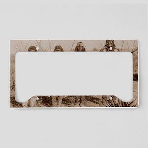 Homeland Security License Plate Holder
