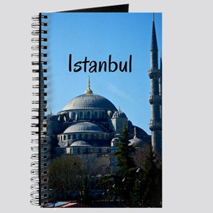 Istanbul_5X7_Card_BlueMosque Journal