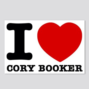 I love Cory Booker Postcards (Package of 8)