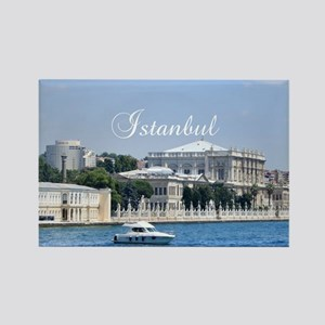 Istanbul_12.2x6.64_Bag_Dolmabahce Rectangle Magnet