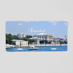 Istanbul_12.2x6.64_Bag_Dolm Aluminum License Plate