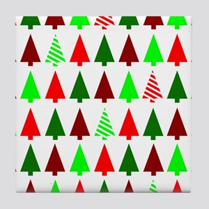 Little Trees Tile Coaster