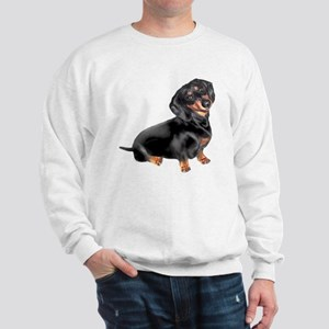 Dachshund-BT - Big2 Sweatshirt