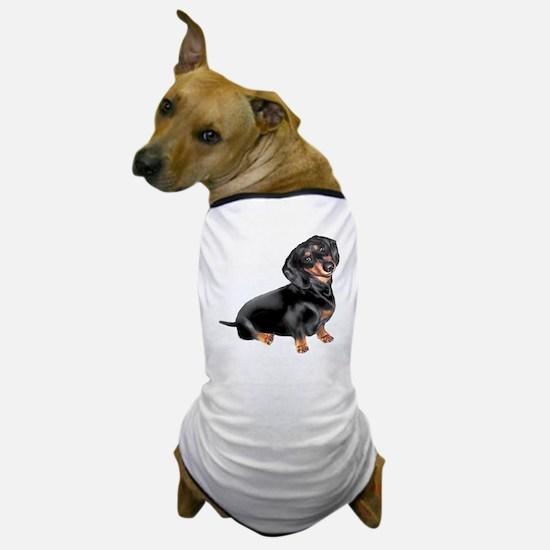 Dachshund-BT - Big2 Dog T-Shirt