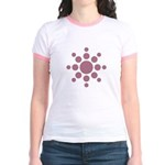 Sun Symbol Women's Ringer