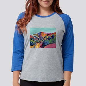 New Mexico Art Long Sleeve T-Shirt