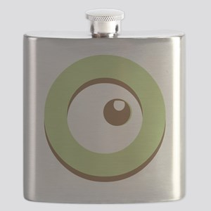 Snuggle Monster Flask