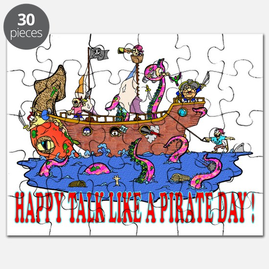 Happy Talk like A Pirate Day Puzzle