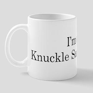 Knuckle Sandwich diet Mug