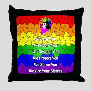Creed Throw Pillow