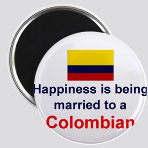Happily Married To Colombian Magnets