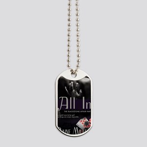 All In: The Blackstone Affair Dog Tags