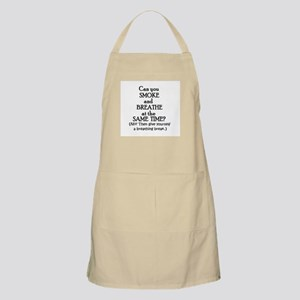 GIVE YOURSELF A BREATHING BRE BBQ Apron