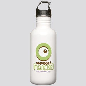 Snuggle Monster Stainless Water Bottle 1.0L