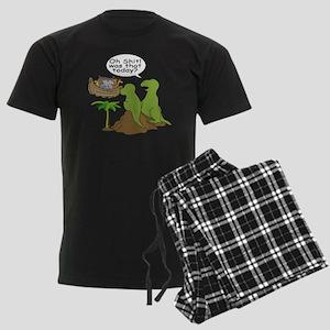Oh Shit... Men's Dark Pajamas