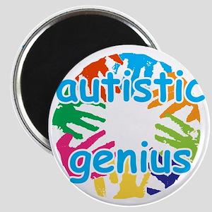 Autistic genius Magnet