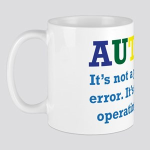Autism awarness Mug