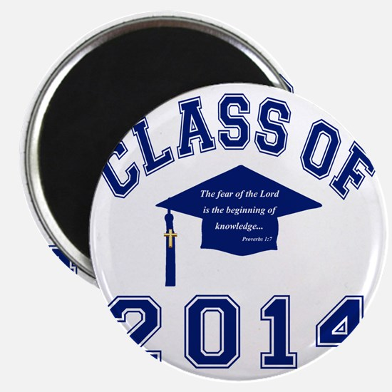 Class Of 2014 Christian Knowledge Magnet