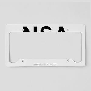 NSA   Not Secret Anymore License Plate Holder
