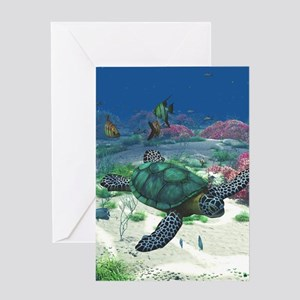 st_ipad2cover Greeting Card